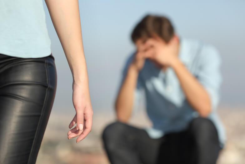 Как привлечь любовь мужчины, даже не пытаясь это сделать