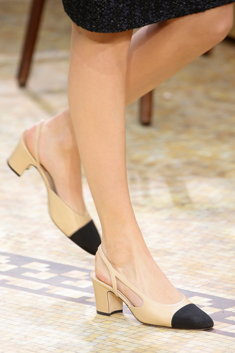 Общие правила - Уместность обуви