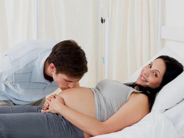 Плюсы секса во время беременности