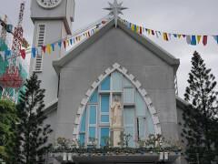 Католическая церковь Бак Тхань