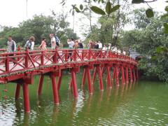 Мост Thê Húc