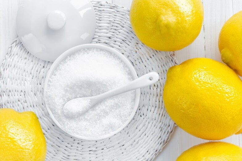 Способ 5: Лимонная кислота
