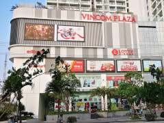 Торговый центр Vincom Plaza на улице Trần Phú
