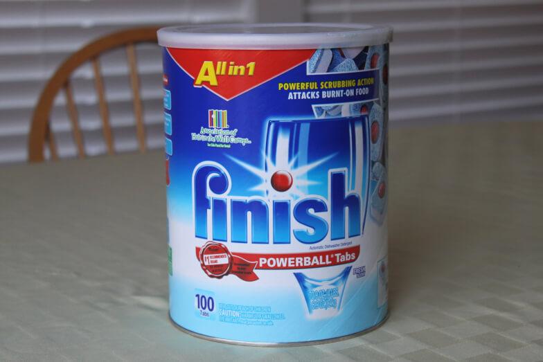 Быстрые домашние способы и средства очистки - Специальные средства для очистки
