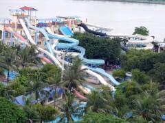 Аквапарк Hồ Tây