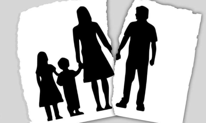 Развод родителей влияние на детей