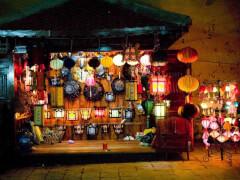 Ночной рынок Ханоя