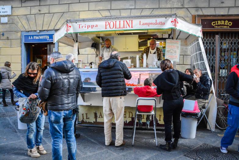 Питание - Питайтесь уличной едой