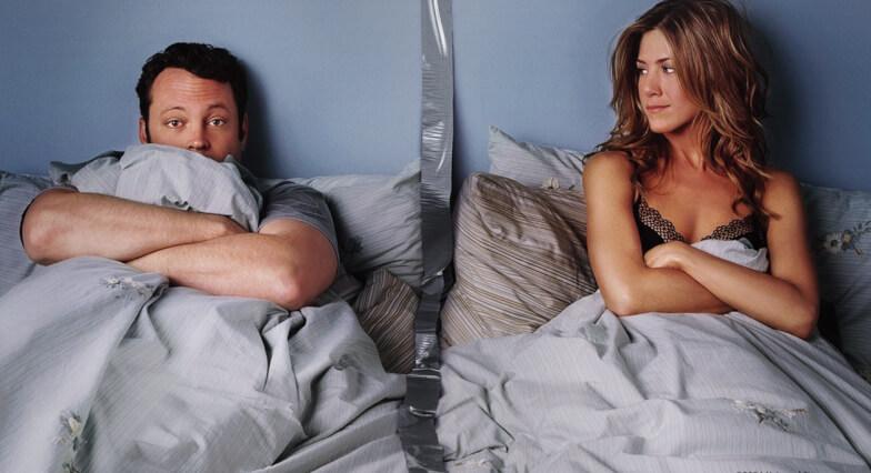 Почему муж месяц не спит с женой