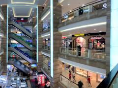 Торговый центр Vincom на улице Ba Trieu