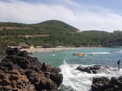 Пляж отеля Diamond Bay