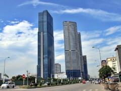 Небоскреб Keangnam Hanoi Landmark Tower