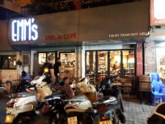 Ресторан EMM's на улице Trần Huy Liệu