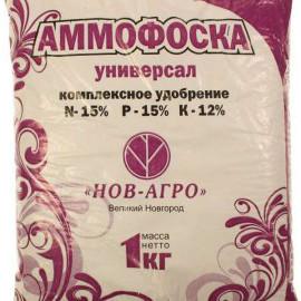 Минеральные удобрения - Аммофоска