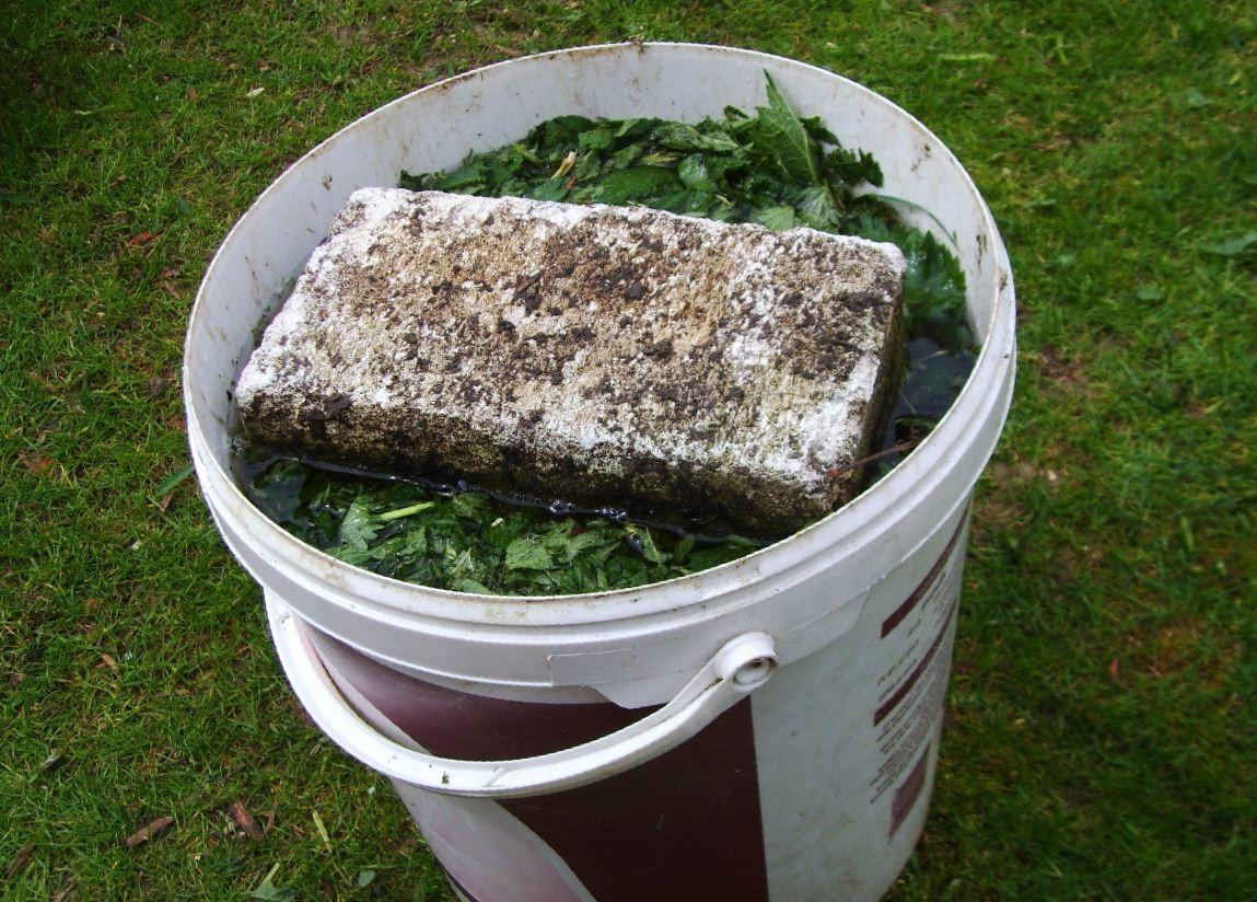 Органические удобрения - Травяные удобрения