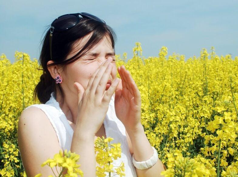 Причины и провоцирующие факторы - Аллергия
