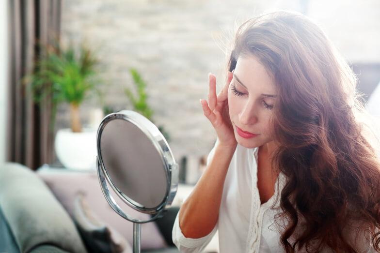 шелушение кожи вокруг глаз причины и лечение