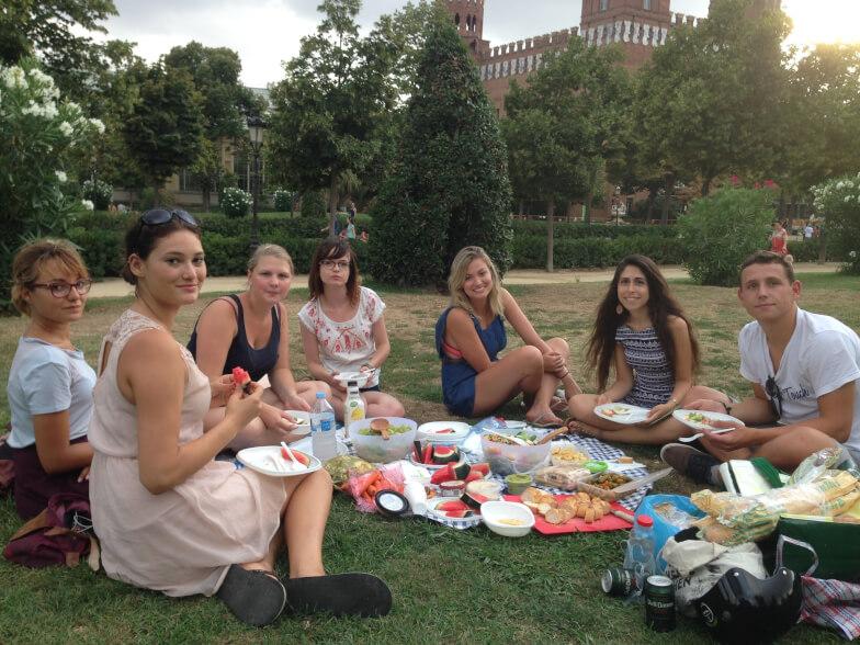 Питание - Отправляйтесь на пикник